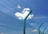 Barbed wire fencing AliGlass Solutions