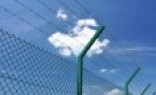 AliGlass Solutions Barbed wire fencing