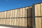 Abbotsbury Lap and cap timber fencing 1