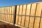 Abbotsbury Lap and cap timber fencing 4