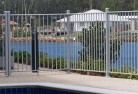 Abbotsbury Pool fencing 7