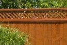 Abbotsbury Timber fencing 14