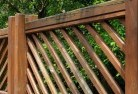 Abbotsbury Timber fencing 7